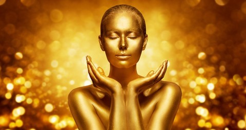 Golden Facial Meditation With Family Happiness Program